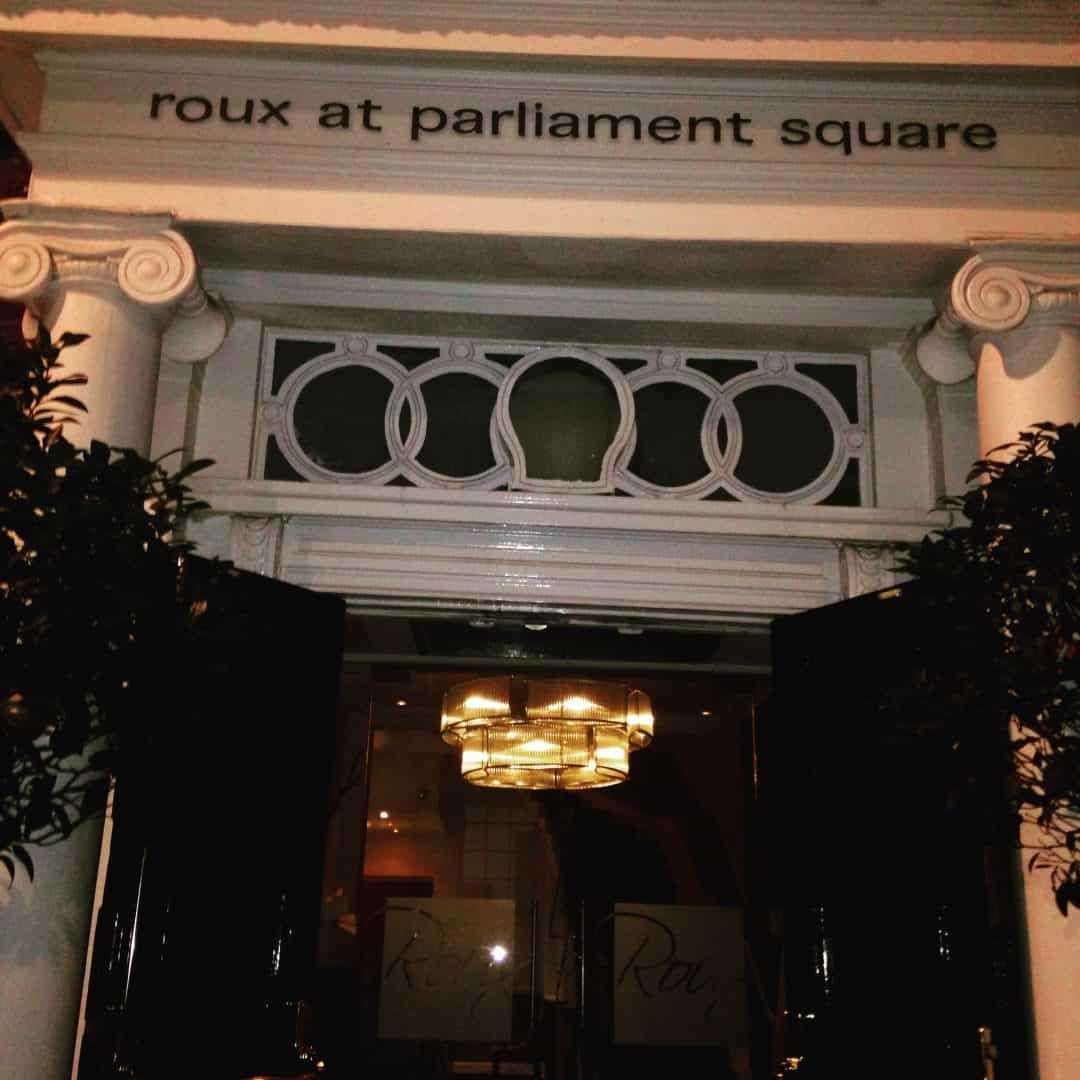 A Review - Roux at Parliament Square - Slow The Cook Down