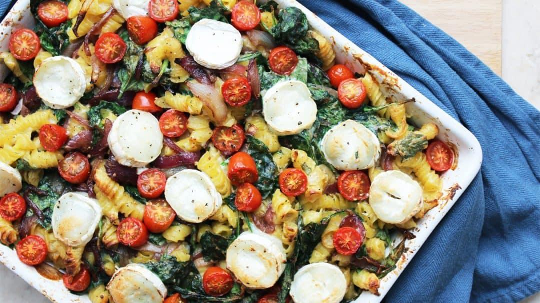 Vegetarian pasta bake slow the cook down forumfinder Images